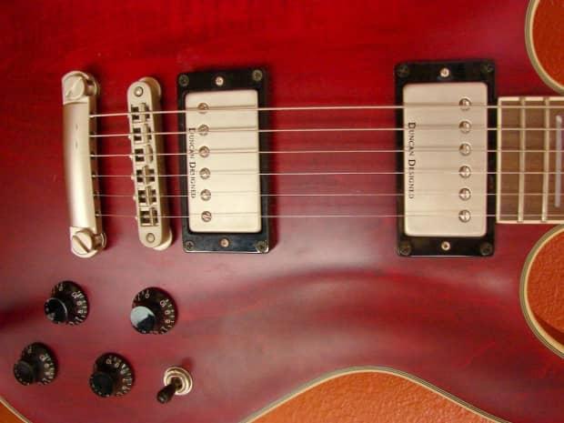 Master Series 2004 Fender Squier Esprit Robben Ford