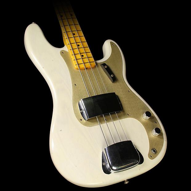 fender custom shop 1957 precision bass journeyman relic reverb. Black Bedroom Furniture Sets. Home Design Ideas
