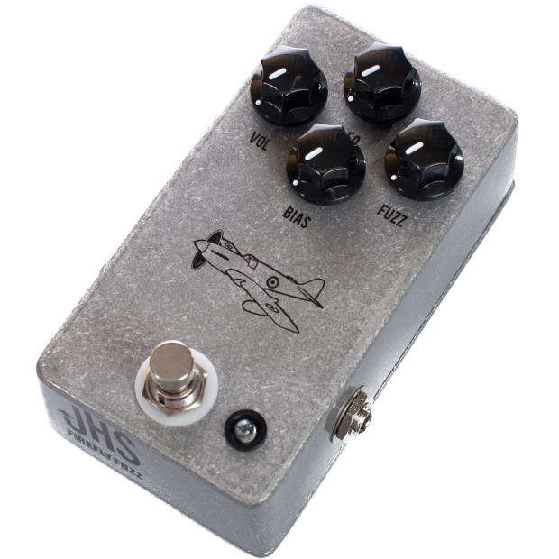 jhs pedals firefly guitar pedal classic tonebender mki germanium fuzz sound reverb. Black Bedroom Furniture Sets. Home Design Ideas