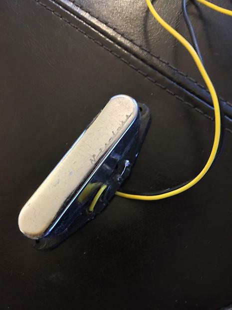 Fender vintage noiseless tele