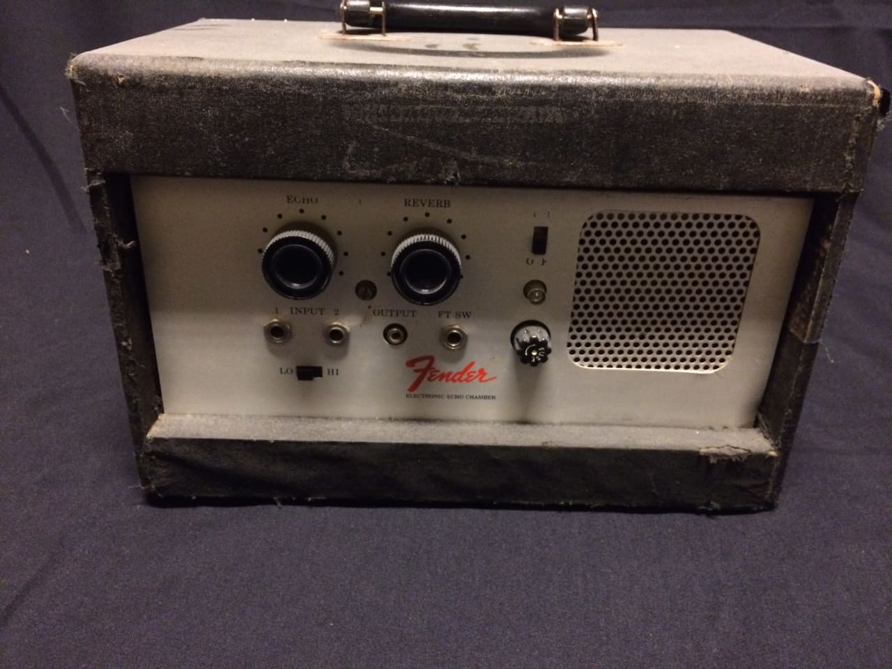 Fender Electronic Echo Chamber 1960's | Reverb
