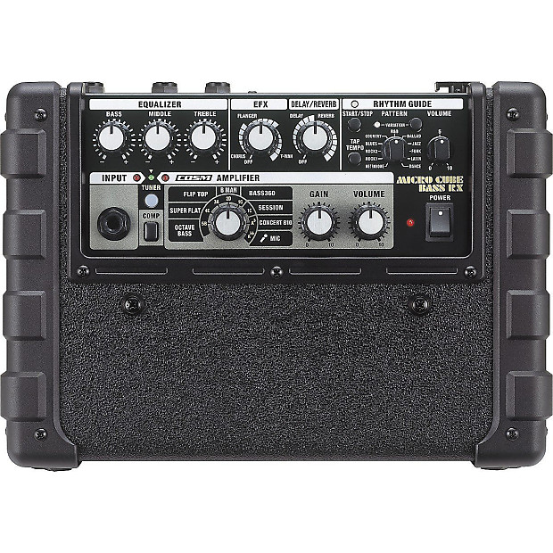 roland micro cube bass rx battery powered bass combo amp reverb. Black Bedroom Furniture Sets. Home Design Ideas