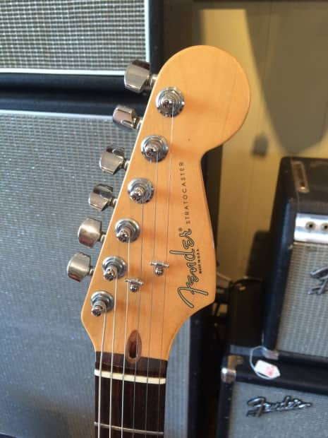 Fender American Deluxe Roland Ready Stratocaster 1995 Reverb