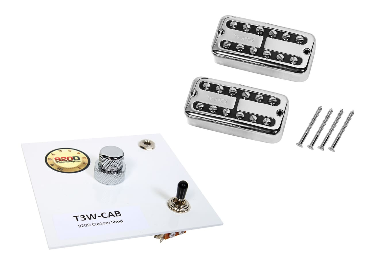 Tv Jones Power U0026 39 Tron Guitar Pickups Fender Cabronita Tele