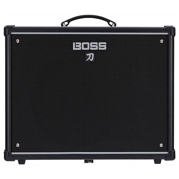 boss ktn 100 katana 100w 1x12 guitar combo amp reverb. Black Bedroom Furniture Sets. Home Design Ideas