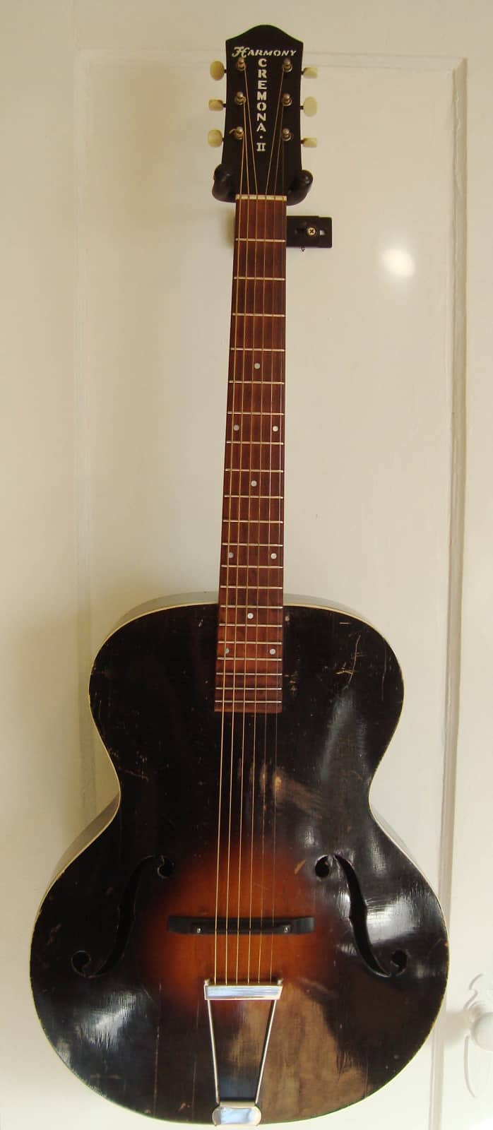 What do you guys think of this guitar? Harmony H1213