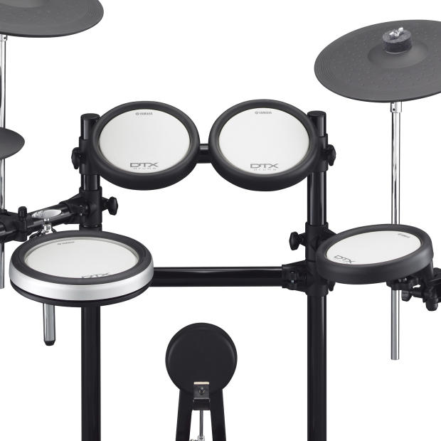 Yamaha dtx562k 5 piece digital electric drum set kit reverb for Electric drum set yamaha