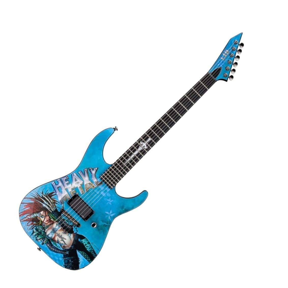 Power Metal Guitar