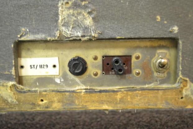 1960 selmer selectortone vintage electric guitar combo amplifier reverb. Black Bedroom Furniture Sets. Home Design Ideas