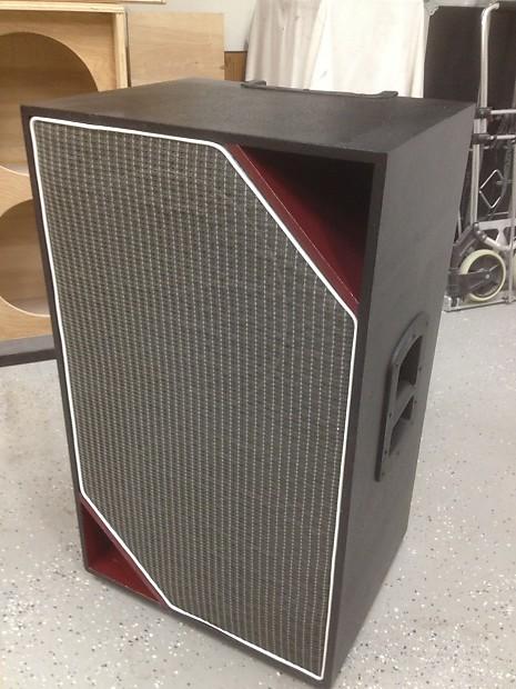 custom 2x12 bass guitar speaker cabinet model rt212 reverb. Black Bedroom Furniture Sets. Home Design Ideas