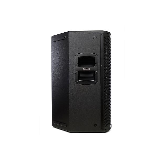 alto pro black 15 15 2 way 2400 watt loudspeaker with reverb. Black Bedroom Furniture Sets. Home Design Ideas