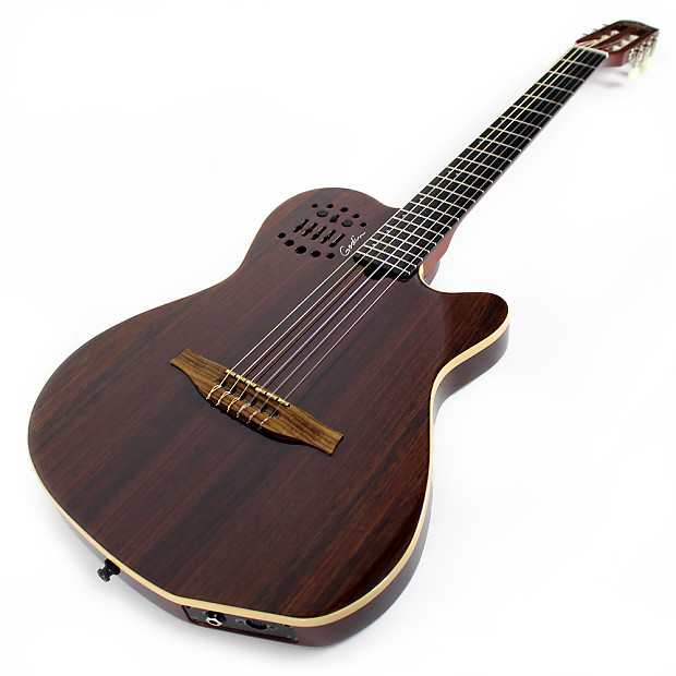 Godin Acs Sa : godin acs sa nylon rosewood top acoustic electric guitar b reverb ~ Hamham.info Haus und Dekorationen