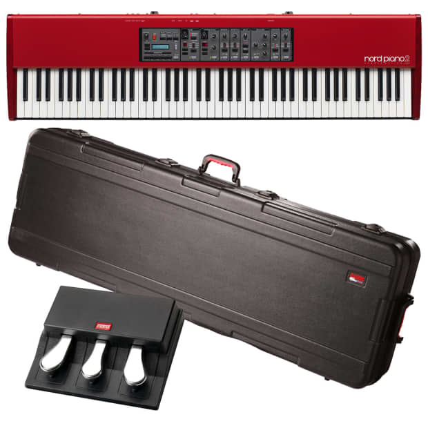 nord piano 2 ha88 stage piano stage kit reverb. Black Bedroom Furniture Sets. Home Design Ideas