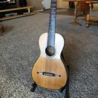 Panorma Parlor guitar 1883 Vintage Natural
