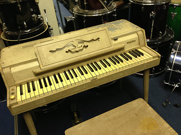 wurlitzer model 120 vintage electric piano made in usa local reverb. Black Bedroom Furniture Sets. Home Design Ideas