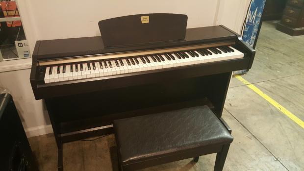 Yamaha clavinova clp 115 reverb for Yamaha mx61 specs
