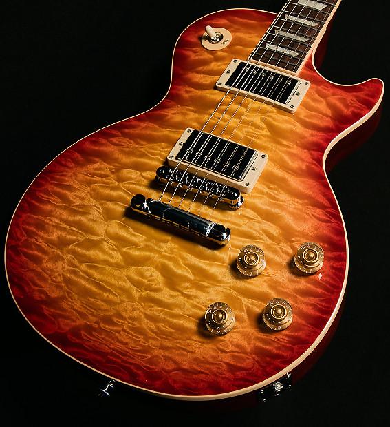 Gibson Gibson Les Paul Standard Premium Quilt 2014