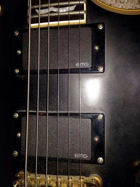 Esp Guitar Locking Tuners : esp ltd ec 1000 electric guitar active emg pickups locking tuners reverb ~ Russianpoet.info Haus und Dekorationen