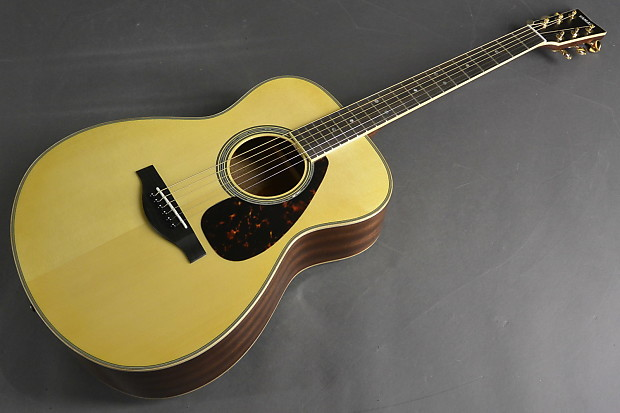 Yamaha ls16m l series concert acoustic electric guitar for Yamaha l series guitars