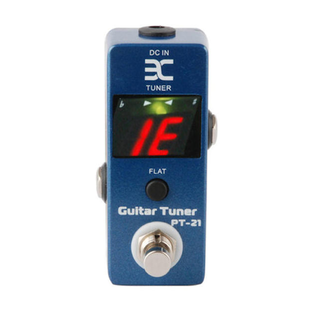 eno mini pedal guitar tuner pt 21 true bypass effect pedal free shipping reverb. Black Bedroom Furniture Sets. Home Design Ideas