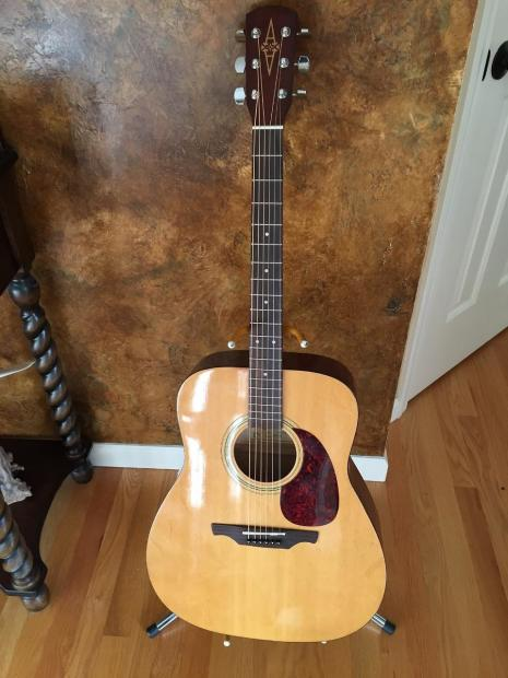 alvarez d10 mahogany acoustic guitar for sale reverb. Black Bedroom Furniture Sets. Home Design Ideas