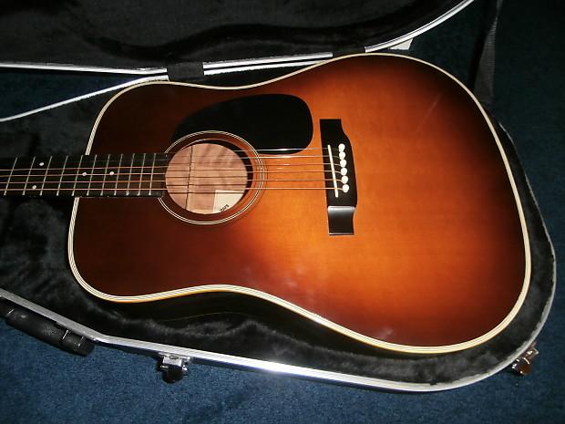 vintage 1970 39 s martin sigma 52sdr 7s acoustic guitar w gator reverb. Black Bedroom Furniture Sets. Home Design Ideas