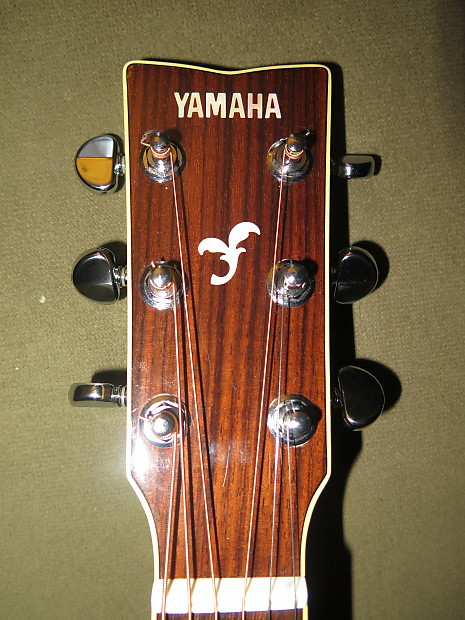 Yamaha fg 730s 2006 with gator polyfoam case reverb for Garage yamaha paris