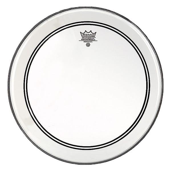 "Remo 10"" Batter Powerstroke 3 Clear Drum Head"