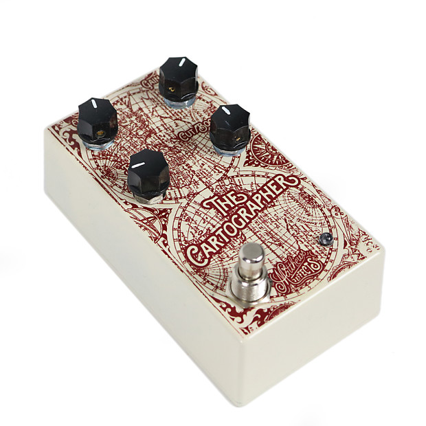 brand new matthews effects the cartographer overdrive reverb. Black Bedroom Furniture Sets. Home Design Ideas