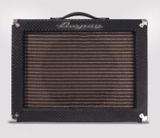 Ampeg  Model J-12D Tube Guitar Amplifier,  c. 1967, ser. #042715. image