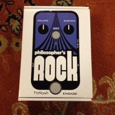Pigtronix Philosopher's Rock Compression/Sustain/Distortion Pedal image