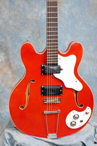 Mosrite Bass | Guitar Center