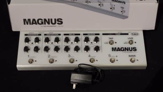 T-Rex Magnus Electric Guitar Multi Effects FX Board TRex ...