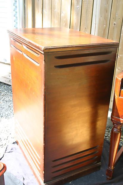 Hammond B3 Organ 1962 With Leslie Speaker 122 Kit Reverb