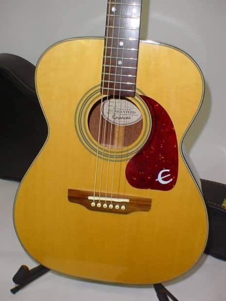 Gibson Auto Sales >> Epiphone PR400 Natural Acoustic Guitar | Reverb