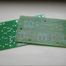 Ghost Effects Warmjet V Printed Circuit Board PCB image