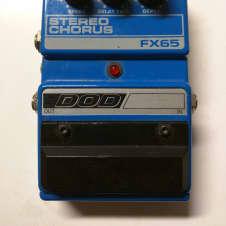 DOD Stereo Chorus FX65 Pedal image