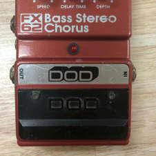 DOD Stereo Bass Chorus FX62 image
