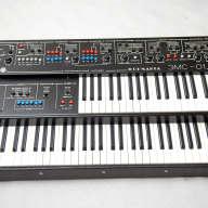 Formanta EMS-01 rarest soviet analog synthesizer polivoks plant with MIDI