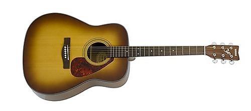 Yamaha Gigmaker Acoustic Guitar Pack Tobacco Brown Sunburst