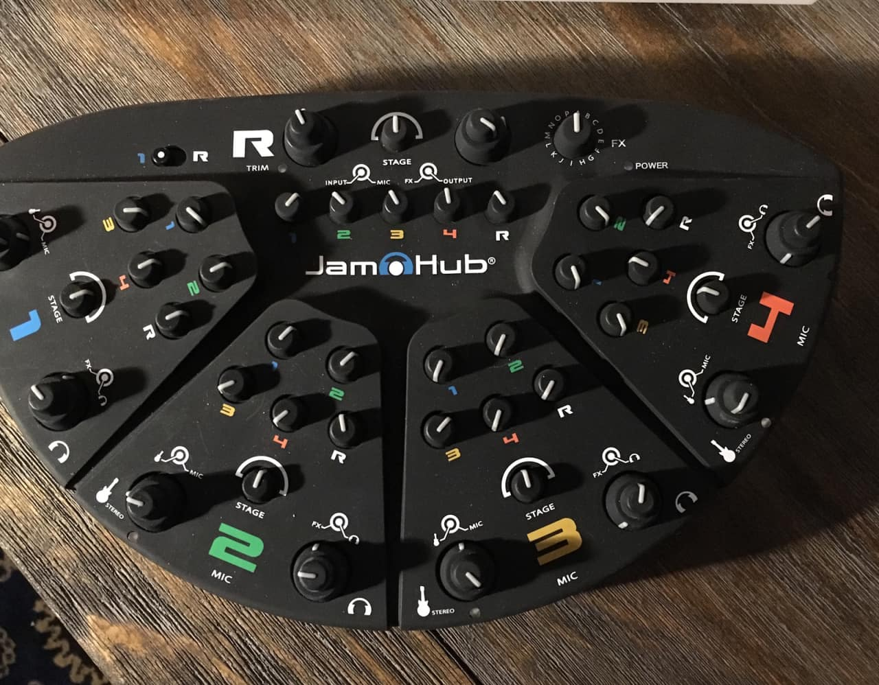 jamhub bedroom reverb