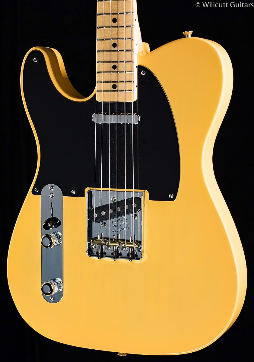 fender american vintage 39 52 telecaster butterscotch blonde reverb. Black Bedroom Furniture Sets. Home Design Ideas