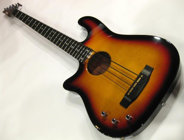 carvin ac 40 left handed acoustic bass guitar w case reverb. Black Bedroom Furniture Sets. Home Design Ideas