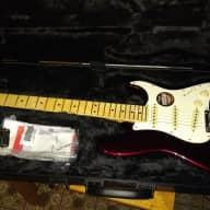 Fender American Standard 2016 Bordeaux