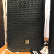 ELectro-Voice ZLX-12P Powered Speaker w/DSP Control