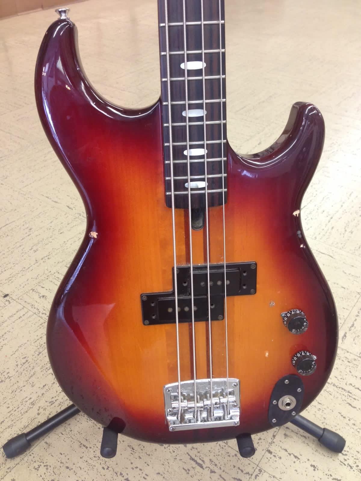 Yamaha bb1200 electric bass guitar reverb for Yamaha bass guitars