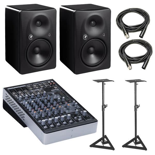 Mackie Hr824 Mkii : mackie hr824 mkii studio monitors and mixer reverb ~ Vivirlamusica.com Haus und Dekorationen