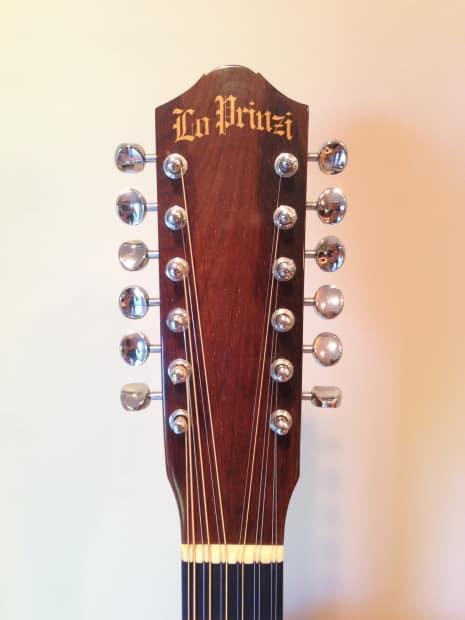 Woods Auto Sales >> LoPrinzi LR-15-12 12-string acoustic guitar - VERY RARE ...