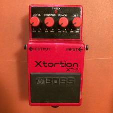 Boss XT-2 Xtortion 1997 image