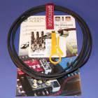 Evidence Audio SIS Pedal Board Kit 16 Plugs / 8 Feet Black Monorail ~ Authorized Dealer image